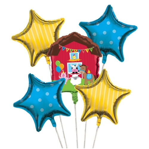 Bouquet di palloncini Fattoria