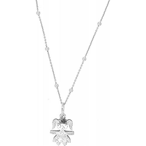 Collana in argento 925 per bambina, idea regalo