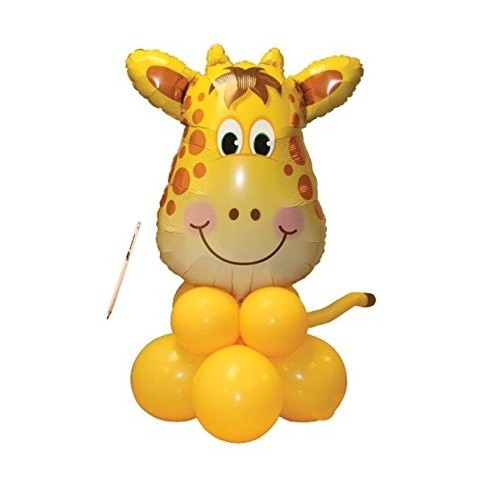 Bouquet palloncini giraffa - Savana