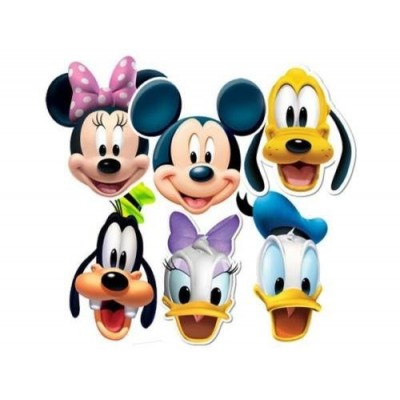 Maschere Topolino Disney