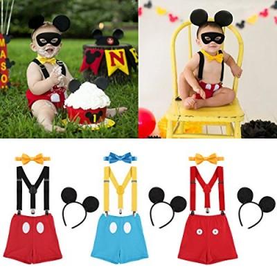 Costume Topolino, travestimento Mikey Mouse