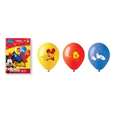 Palloncini in lattice Mikey Mouse