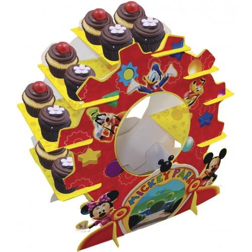 Centrotavola Topolino in cartoncino per feste a tema