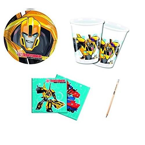 Kit 16 persone Transformers