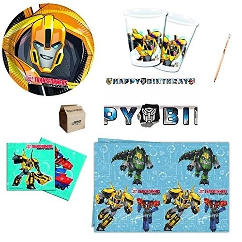 Kit 24 persone Transformers