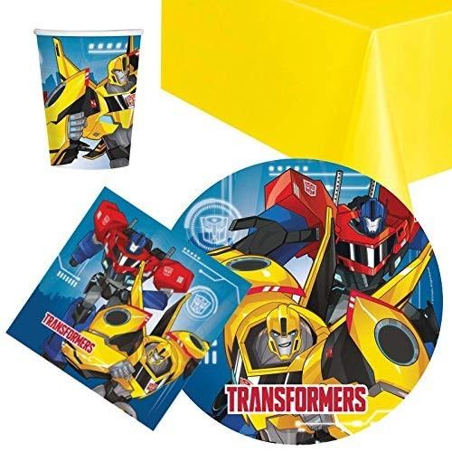 Kit 8 persone Transformers