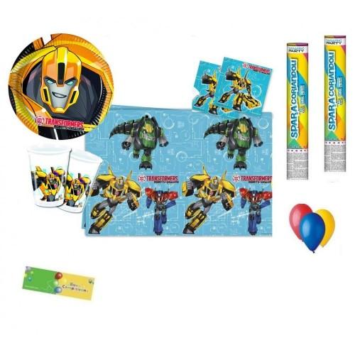 Kit 40 persone Transformers