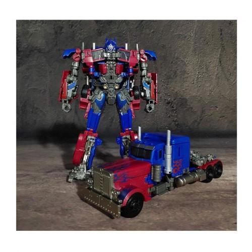 Siyushop Heroes Rescue Bots, Deformed Truck Toy, Robot Toy - Festa dei Bambini, Il Regalo Perfetto per Natale per i Bambini