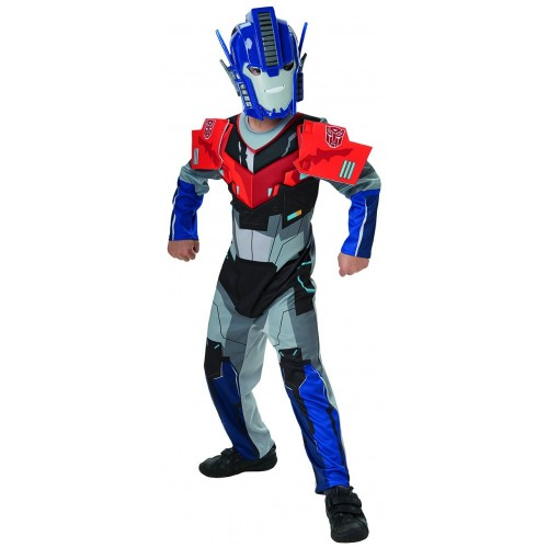 Costume Optimus Prime Transformers