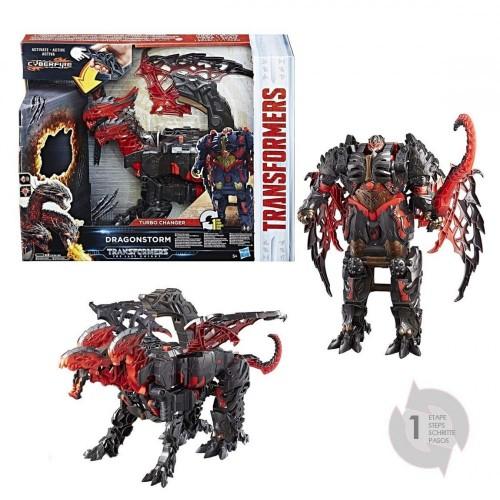 Modellino Transformers  Dragonstorm