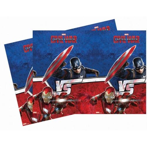 Tovaglia Capitan America - Avengers