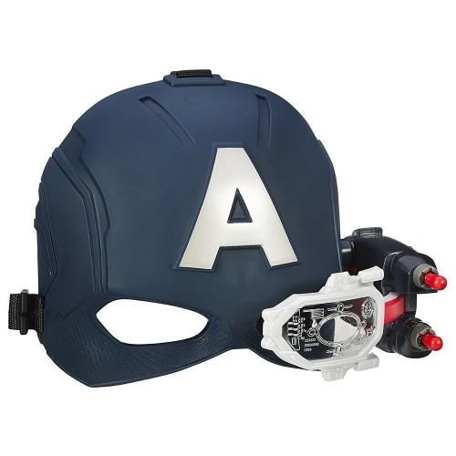 Elmetto Elettronico Capitan America