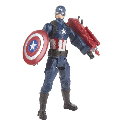 Action figures Capitan America