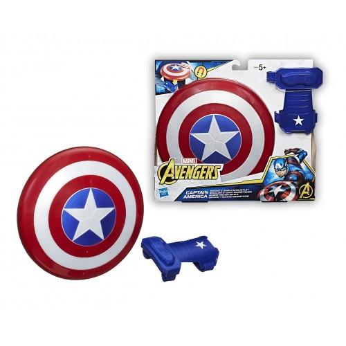 Scudo e Guanto Magnetico di Captain America