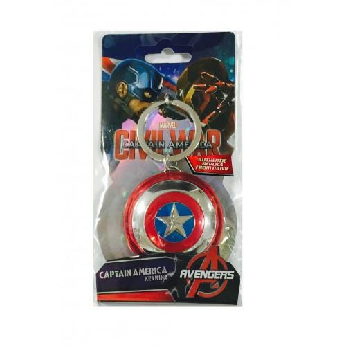 Portachiavi Captain America