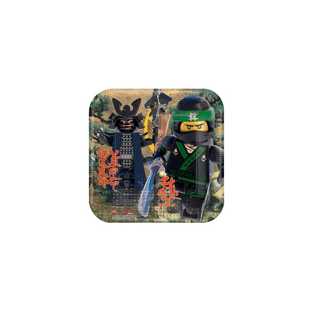 Piatti Lego Ninjago