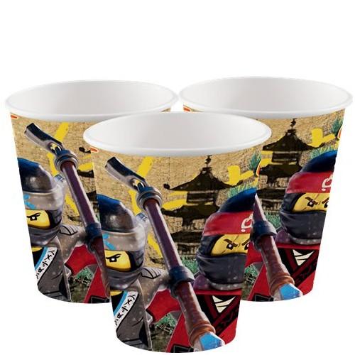 Bicchieri Lego Ninjago