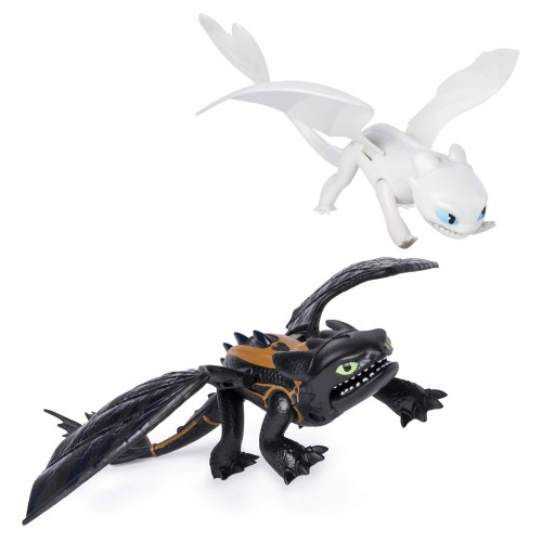 Action figure Dragons il Mondo Nascosto