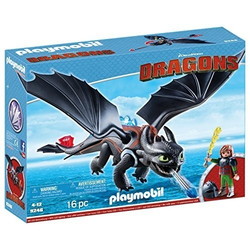 Playmobil Dragon Trainer - gioco