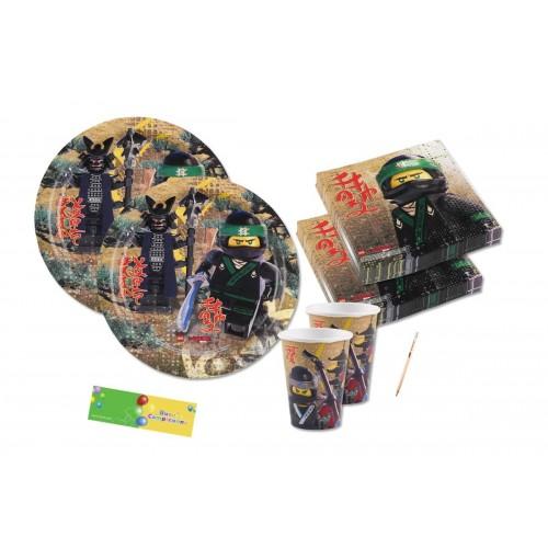 Kit 8 persone Lego Ninjago