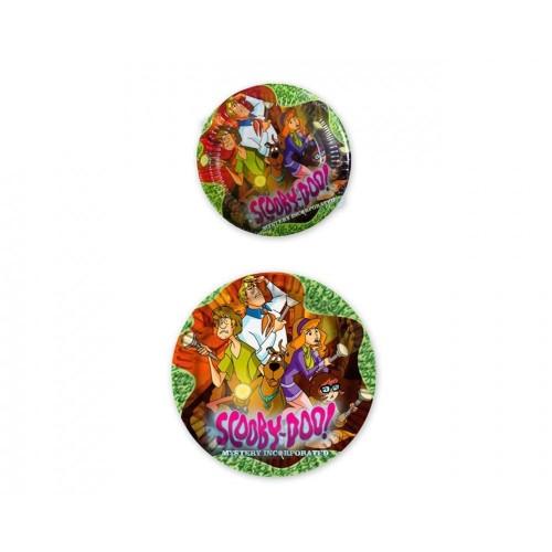 Piattini Dessert Scooby-Doo