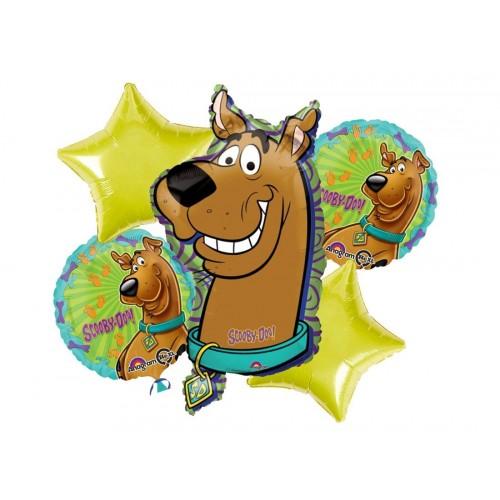 Bouquet di Palloncini Scooby-Doo