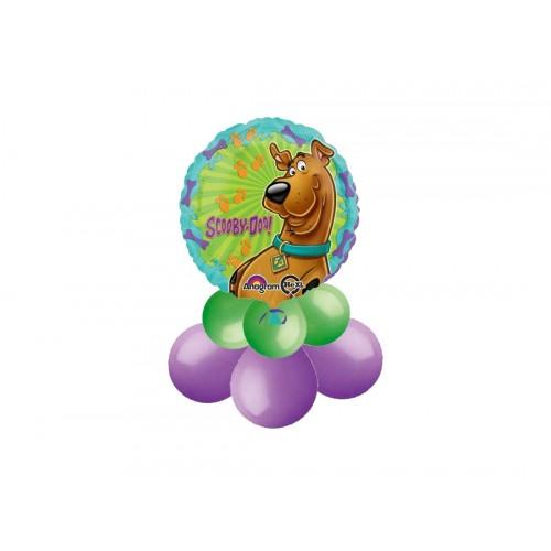 Centrotavola Palloncini Scooby-Doo