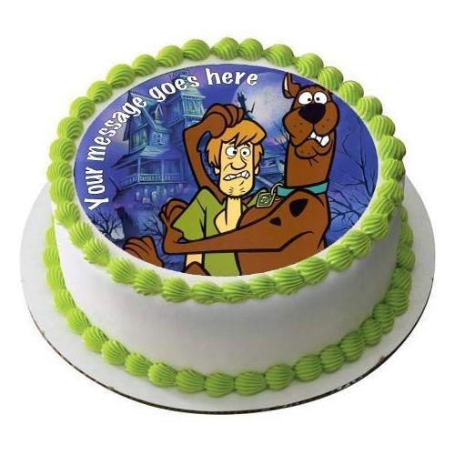 Cialda Scooby-Doo