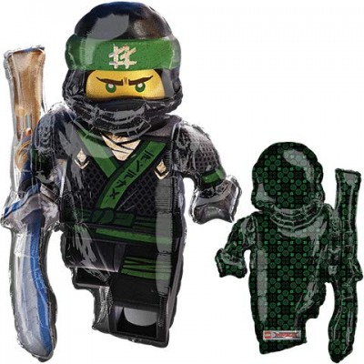 Palloncino Lego Ninjago