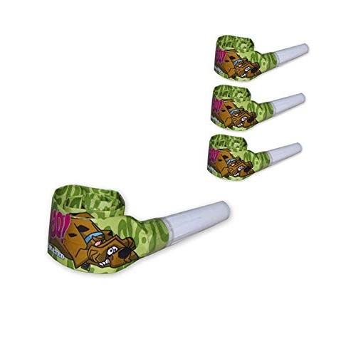 4 Trombette Scooby-Doo
