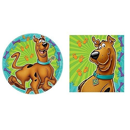 Kit 16 persone Scooby-Doo