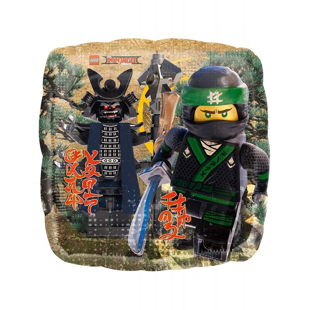 Foil Lego Ninjago