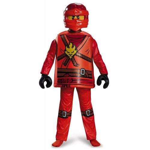Costume Lego Ninjago