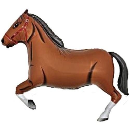 Foil Cavallo marrone