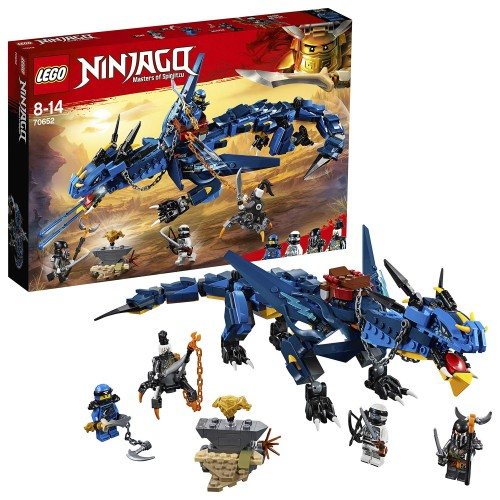Gioco Lego Ninjago - Dragone della tempesta