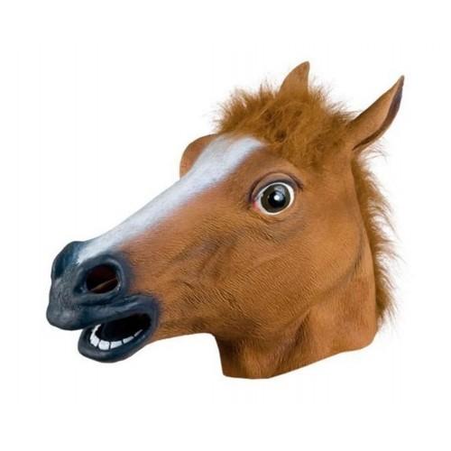 Maschera Cavallo, costume per feste e Carnevale