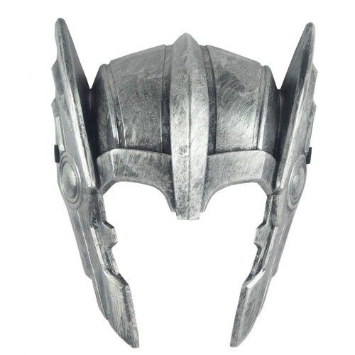 QWEASZER Thor: Ragnarök Halloween Thor Helmet Cosplay Costume Adulto Uomini Fancy Dress Party Copricapo Accessori per mercanz