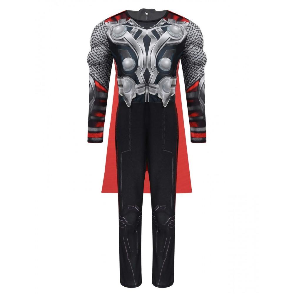2019 originale ultima selezione sconto speciale di Costume di Thor per Bambini - Originale Marvel