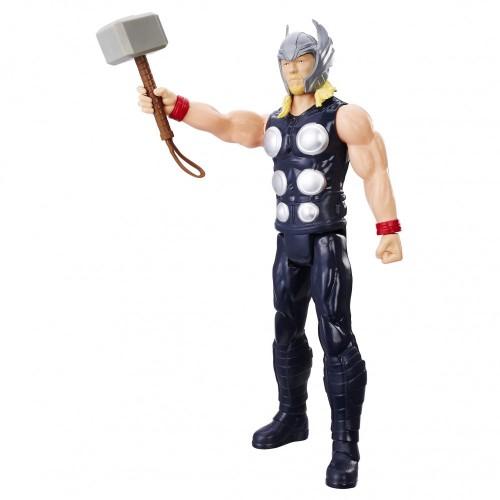 Avengers - Thor Titan Hero Personaggio 30cm, Action Figure , C0758ES0