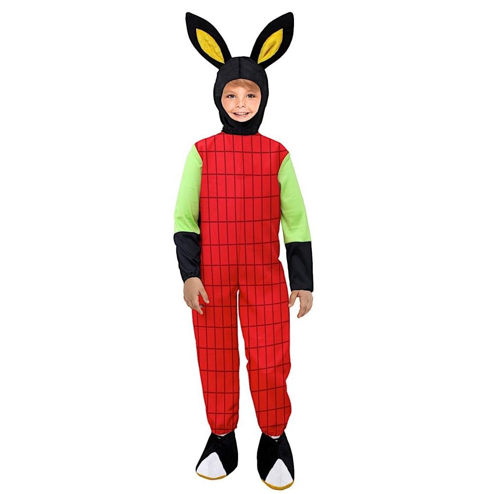 acquista per scegli l'ultima calzature Costume Coniglietto Bing per bambini