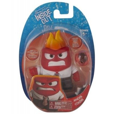 Inside out Small Figura, Anger