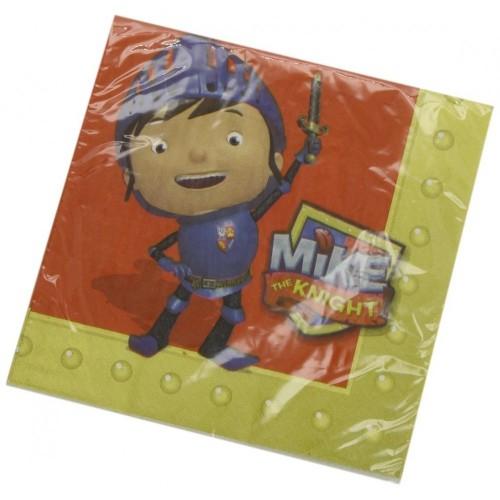 Mike il Cavaliere Tovaglioli Pranzo di gala  confezione da 16