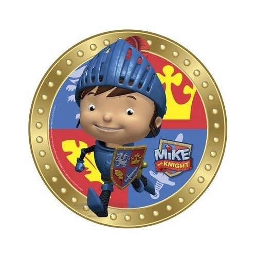 IRPot-Coordinato TAVOLA Compleanno Mike Il Cavaliere Kit N 3 Festa Bambino Tema Party