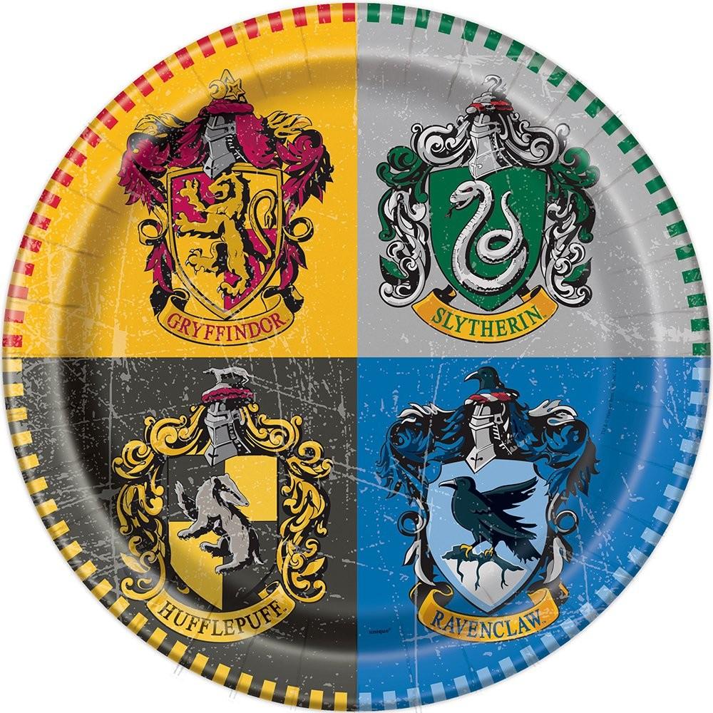 Piatti Harry Potter da 23 cm