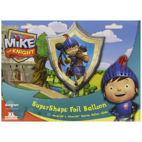 Supershape Mike il Cavaliere