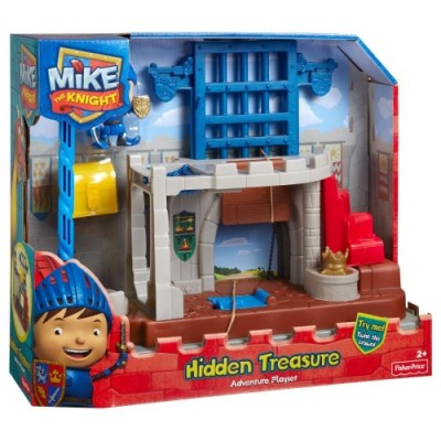 Fisher Price BBY30 - Mike e lAvventura del Tesoro
