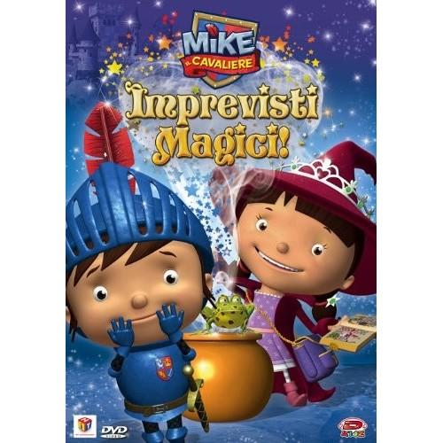 Mike Il Cavaliere  03 - Imprevisti Magici