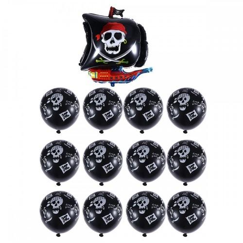 Palloncini Nave Pirata