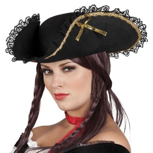 Cappello da Corsaro donna - Pirati