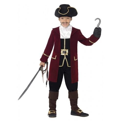 Costume Capitano Dei Pirati
